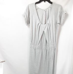 Boy Meets Girl Short Sleeve Jersey Dress Size M